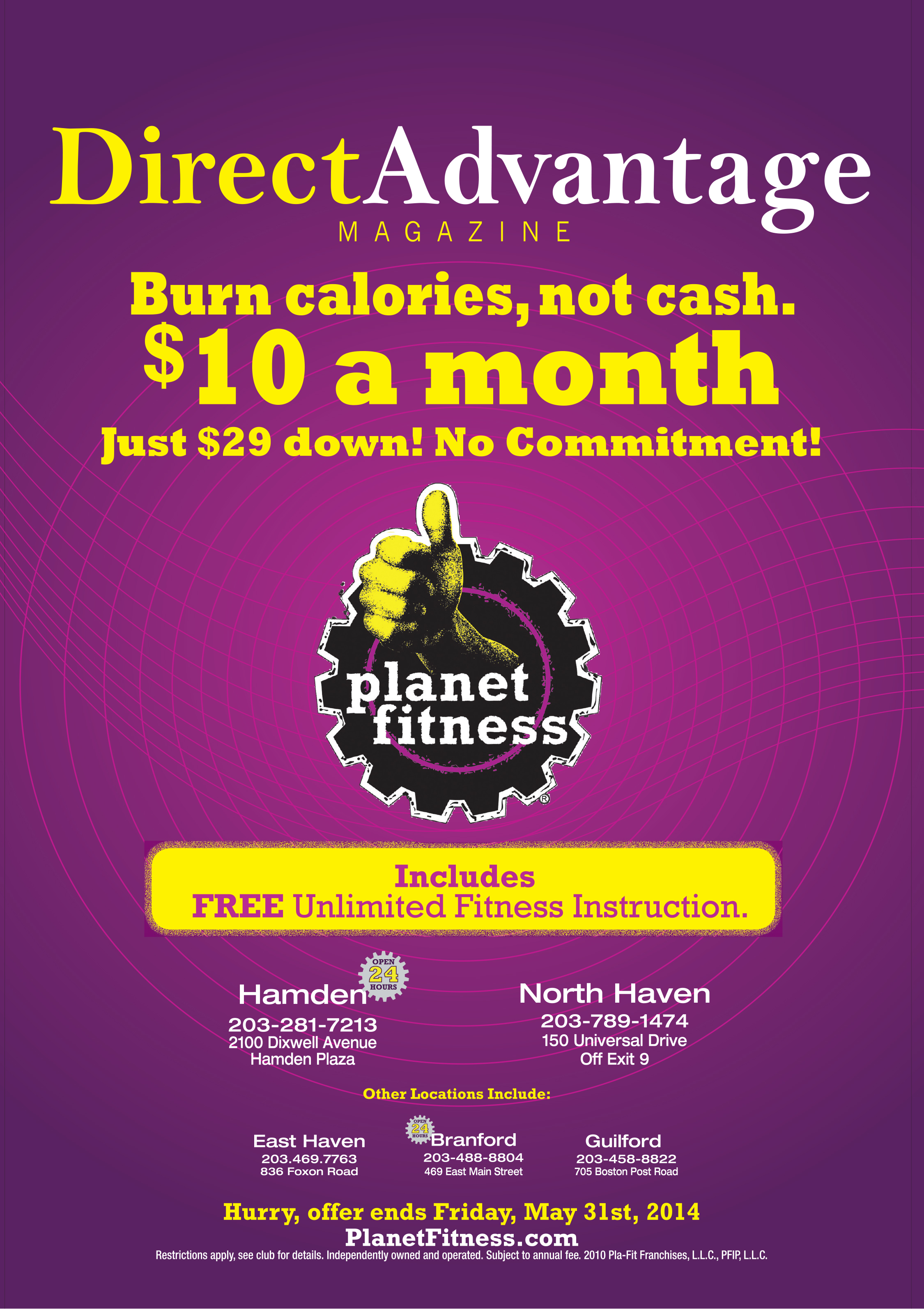 Coupon planet fitness