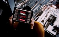 Display on tablet